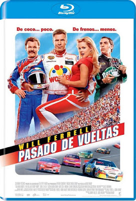 Talladega Nights The Ballad Of Ricky Bobby [Latino]