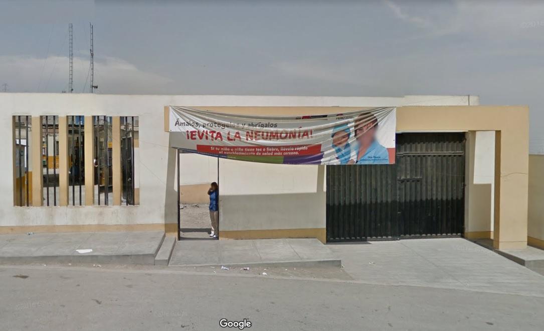 Centro de Salud Jicamarca - Lurigancho