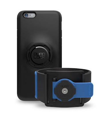 Quad Lock Armband iPhone Case