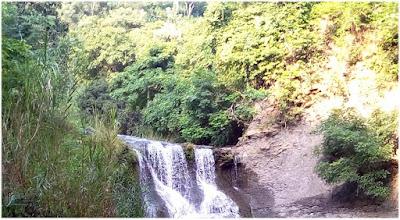 Jhorjhori Waterfall, Ponthichila, Sitakunda, Chittagong