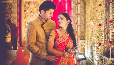 VJ Diya and Karthik Subramanium photos 1