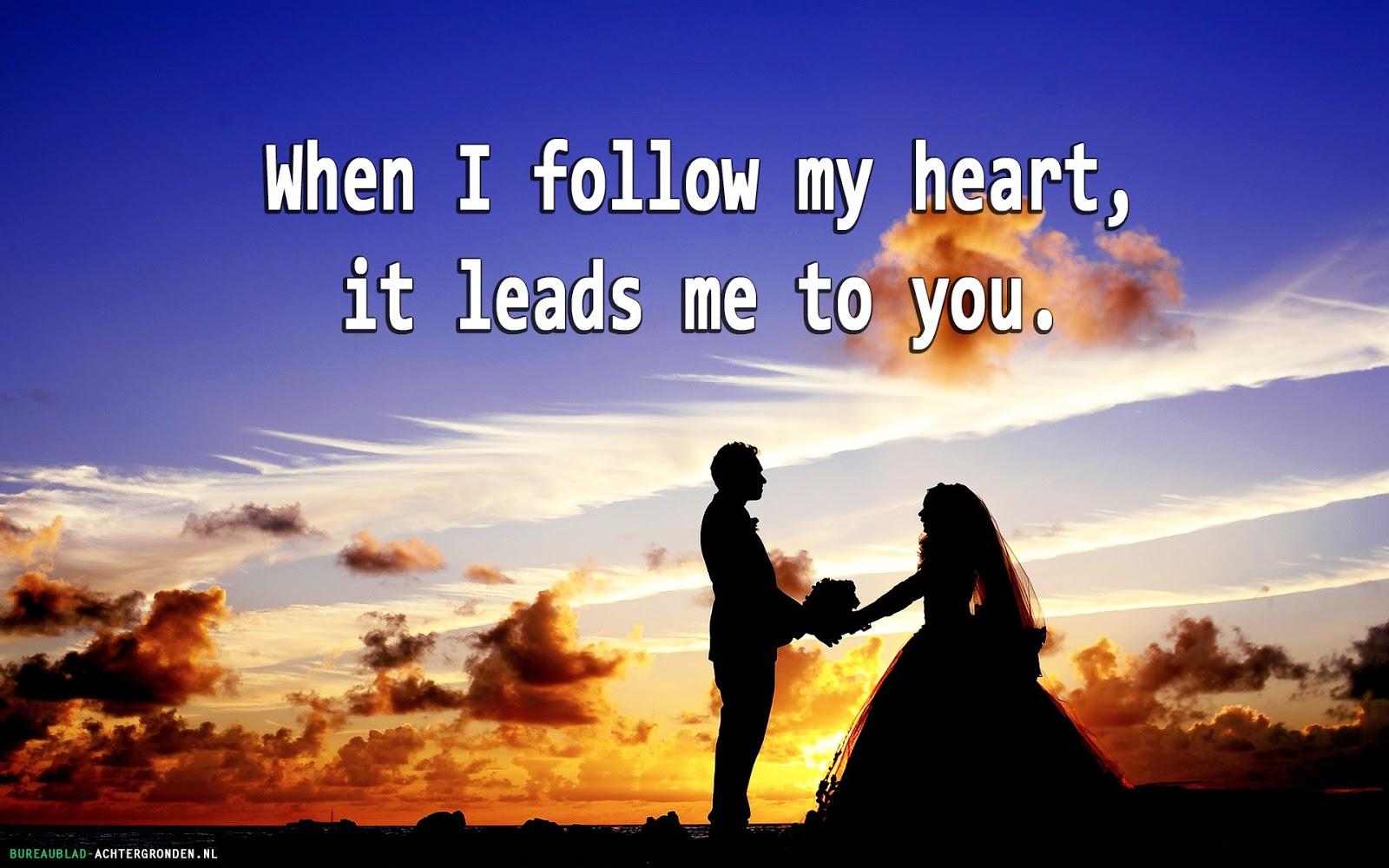 Liefdes Quotes Mooie Achtergronden