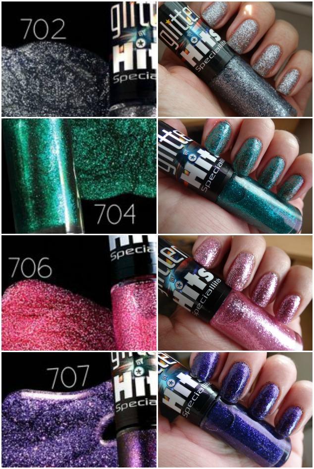 coleção glitter forte hits speciallità 2