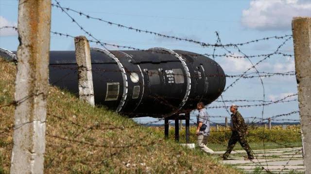 ONU urge a EEUU y Rusia a dialogar para reducir armas nucleares