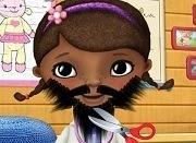 Doctora de Juguetes - Doc McStuffins beard