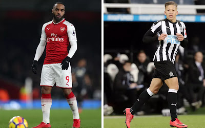 Arsenal vs Newcastle Premier League  Live Stream info