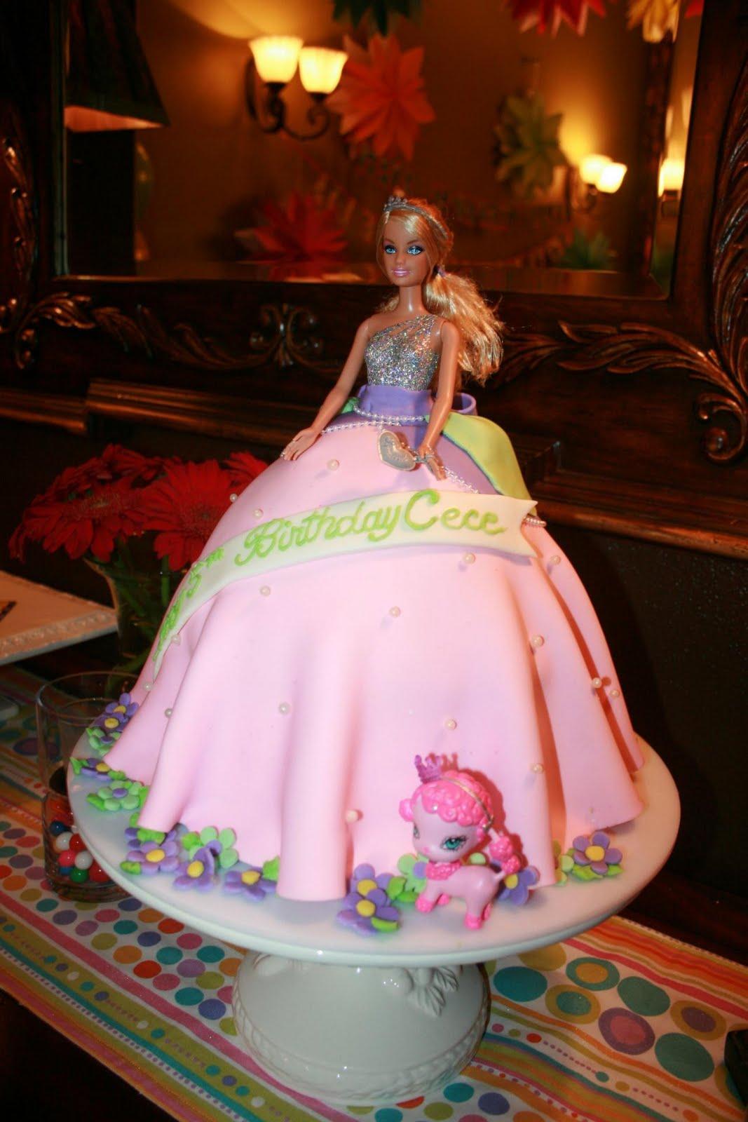 Barbie Castle Wedding Cakes Pictures Ideas