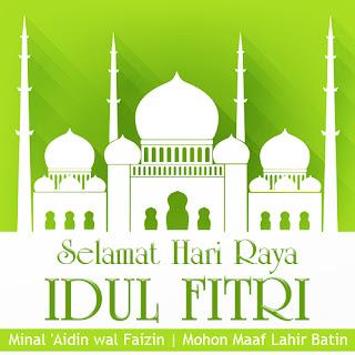 memeknai idul fitri menurut ajaran islam