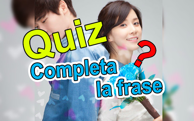 quiz kdramas, test