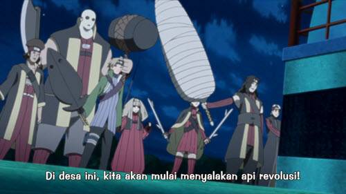 Boruto: Naruto Next Generations Episode 29 Subtitle Indonesia