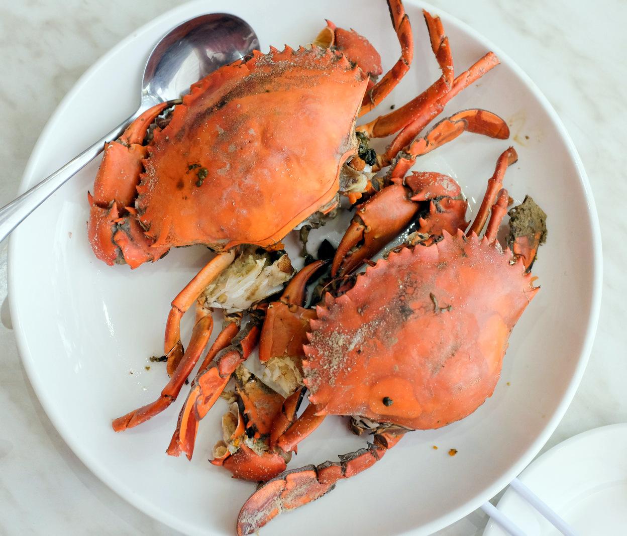 Eat Drink Kl Delay No More Crab Restaurant At Sri Hartamas One