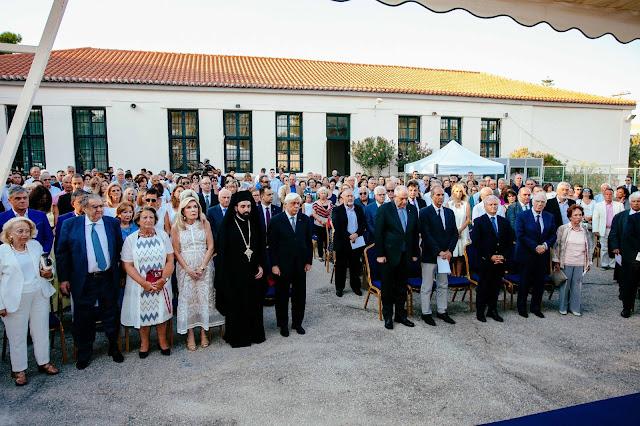 Παναγιώτης Μέξης: Με αφορμή την κορυφαία και πρωτόγνωρη για όλη την Ερμιονίδα εκδήλωση των Βραβείων Πολιτισμού Μαριάννα Β. Βαρδινογιάννη