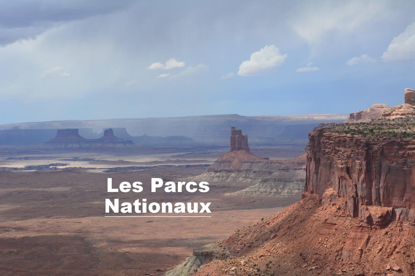 Visiter les parcs nationaux depuis Canyonlands National Park