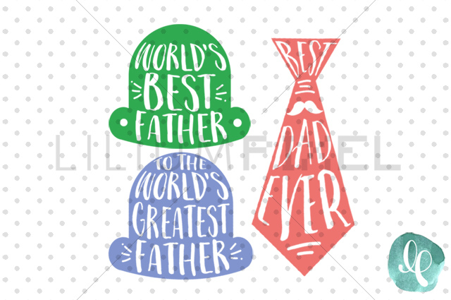 fathers day cutting file svg clip art