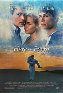 Here on Earth Poster