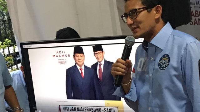 Situs BPN Prabowo-Sandi Diserang Hacker Profesional