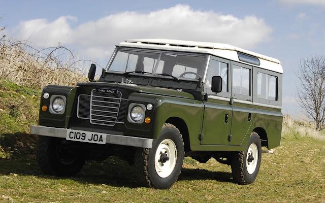 Land Rover Series III (1971-1985)
