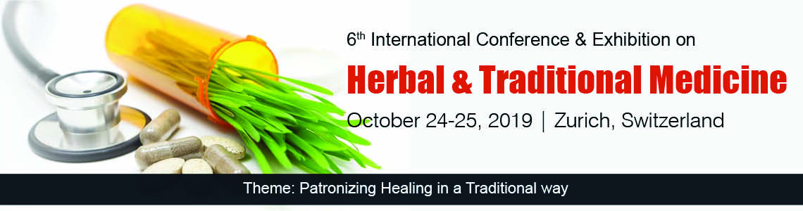 6th International Conference and Exhibition on Herbal and Traditional Medicine