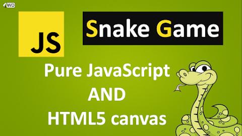 Create the Snake Game Using JavaScript