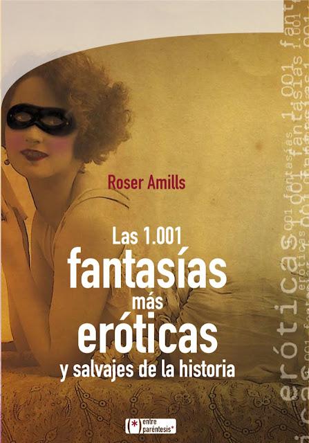 escucha un fragmento de '1001 fantasías más eróticas...' | James Joyce + bragas + nariz