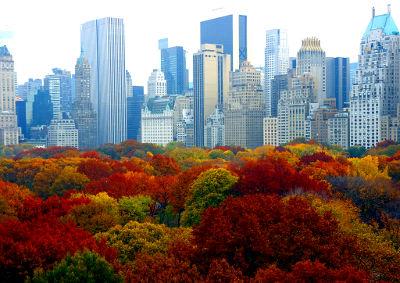 New York en automne