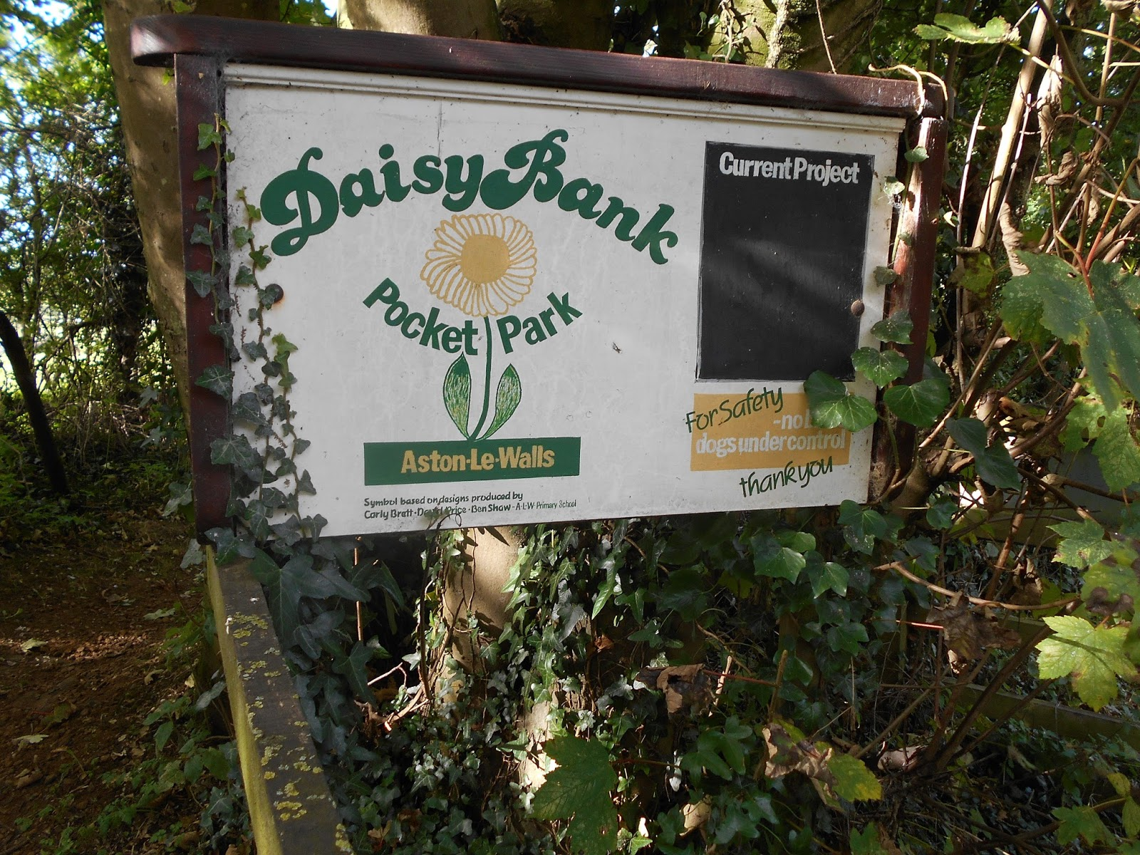 Image result for daisy bank pocket park aston le walls