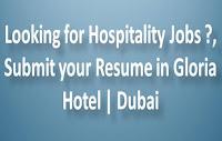 submit your Resume in Gloria Hotel Dubai