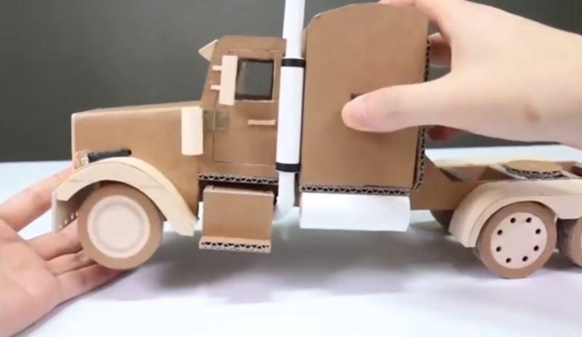 5500 Cara Membuat Gambar Mobil Truk HD