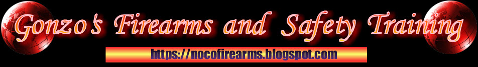 Gonzo's Firearms and Safety Training
