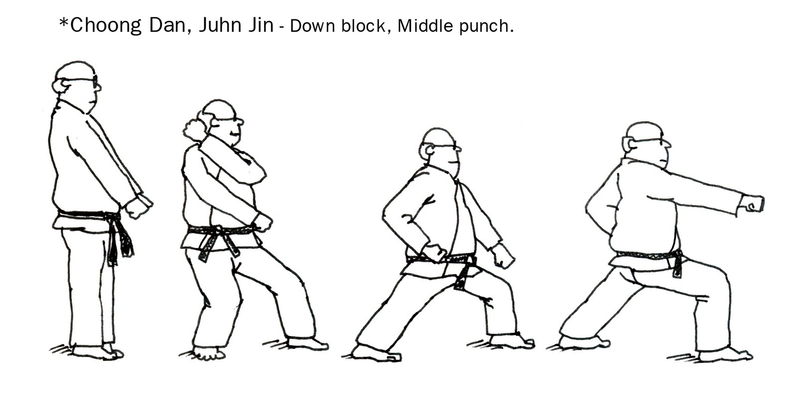 Judo Karate Coloring Pages