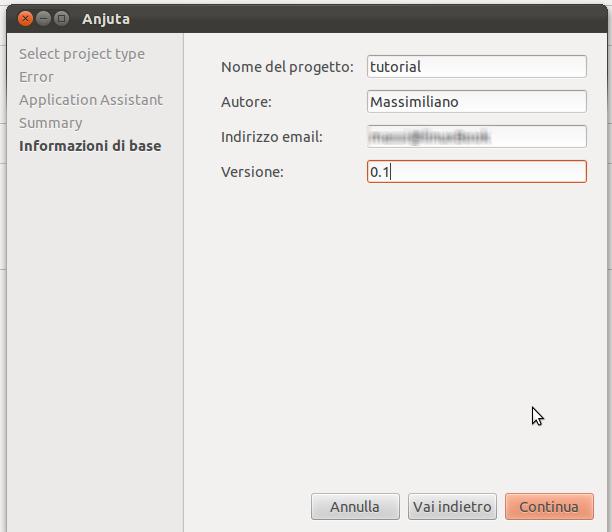 Maxtrix nix: Programmare con GTK+ in linguaggio C++: creare