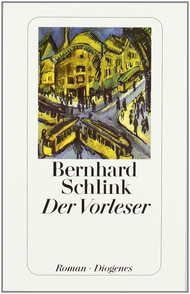 Kniha Předčítač (Bernhard Schlink)