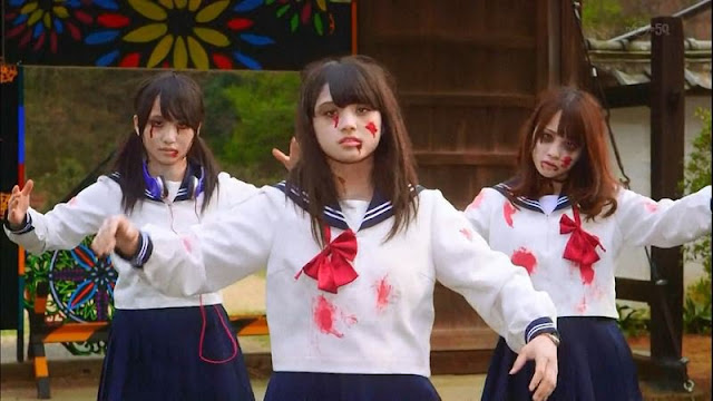 Sailor Zombie