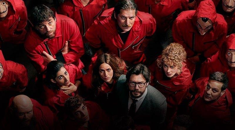 La Casa de Papel - 4ª Temporada [Dublado/ Legendado - Download]