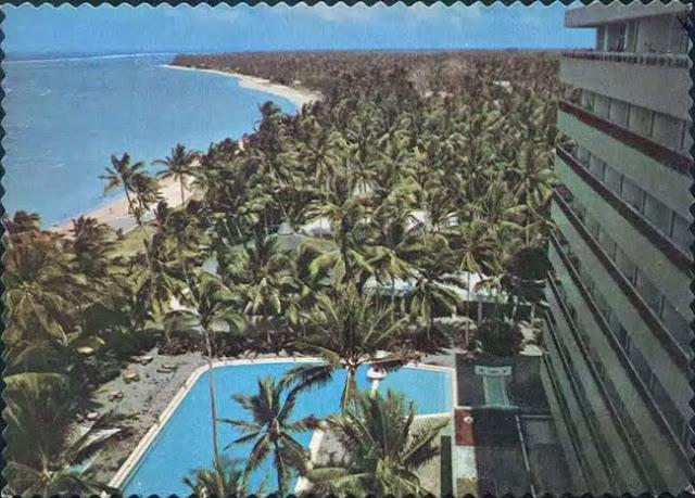 Lost Hotels of Indonesia Part II: Bali Beach InterContinental Hotel | Bali Beach Hotel | Inna Grand Bali Beach