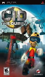 Cid The Dummy  - PSP - ISO Download