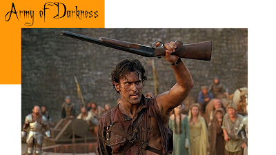 Army of Darkness 1992 movie
