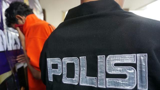 Polisi Tangkap Penyebar Hoaks Ulama di Bogor Dibacok