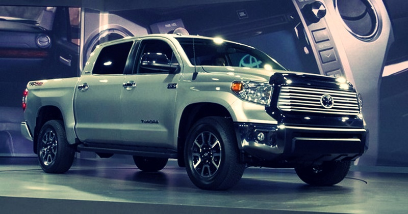 2018 Toyota Tundra TRD Sport Spec and Design