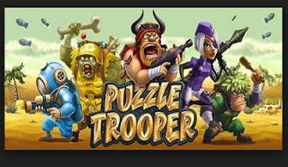 Puzzle Trooper APK MOD God Mode