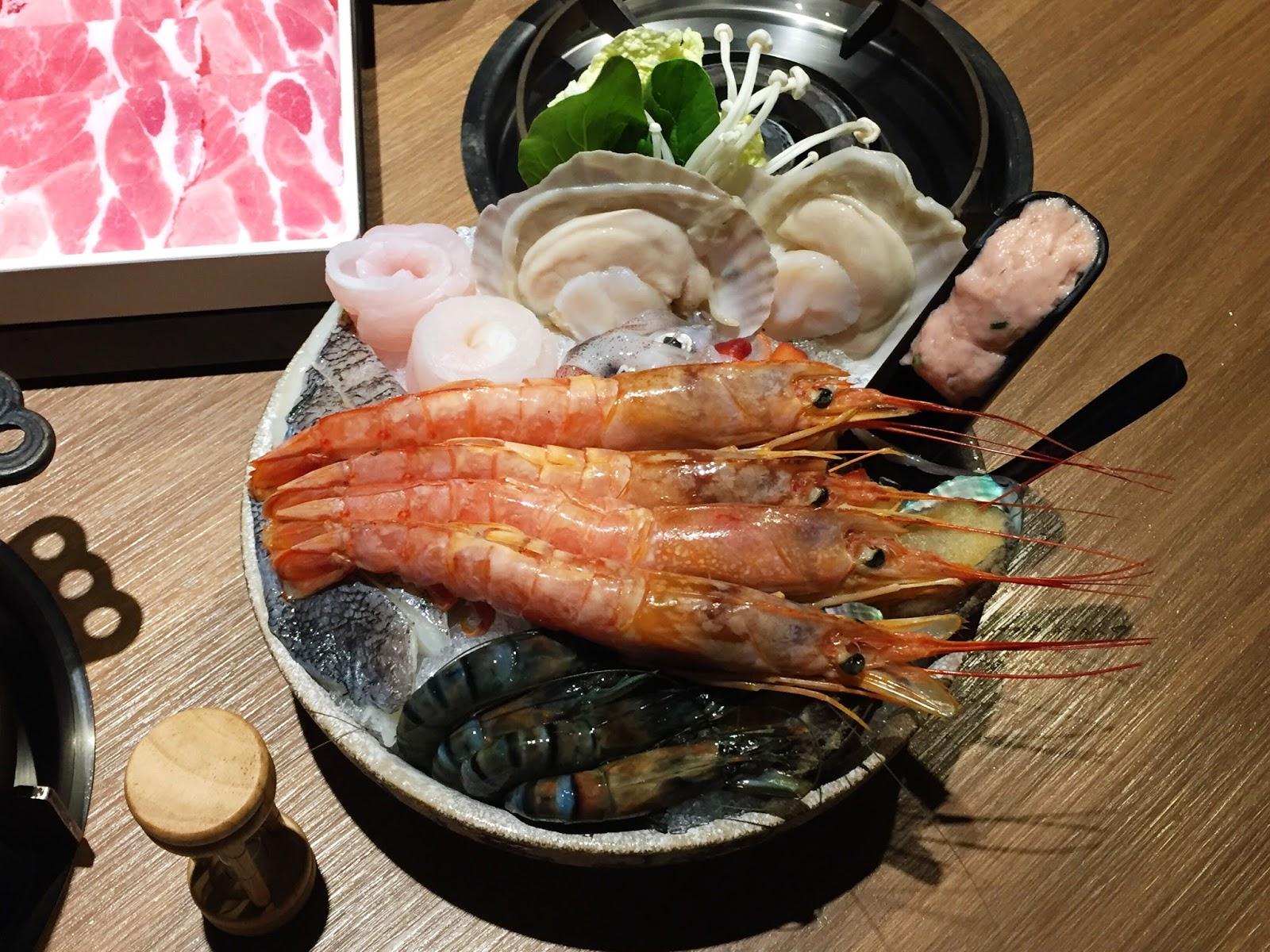 外出用餐|民生社區餐廳,以海鮮食材為主的火鍋店 - 小當家海鮮鍋物