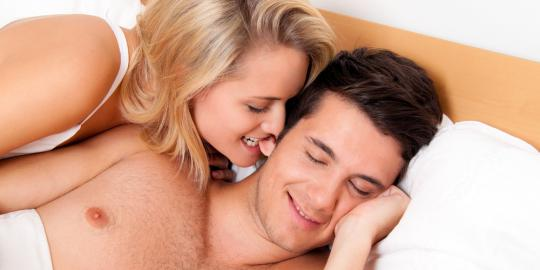 Zona Paling Sensitif Pada Pria