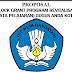 Contoh Dokumen Proposal Block Grant MPMP/KKG Dana Bantuan Langsung Kemdikbud