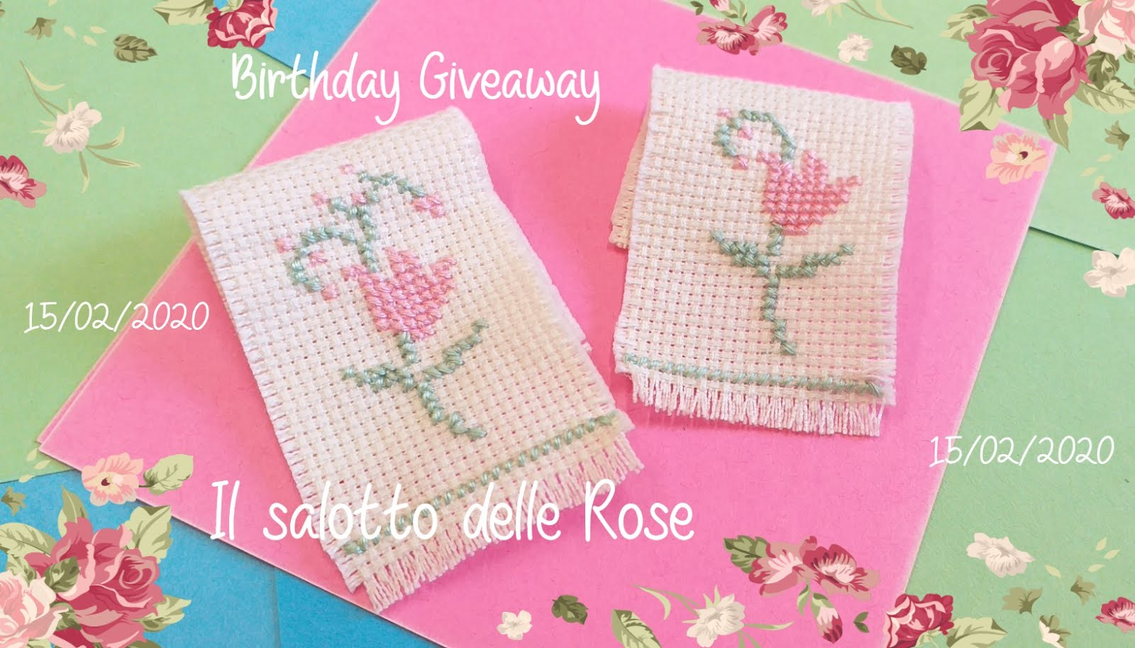 Rosella's Giveaway