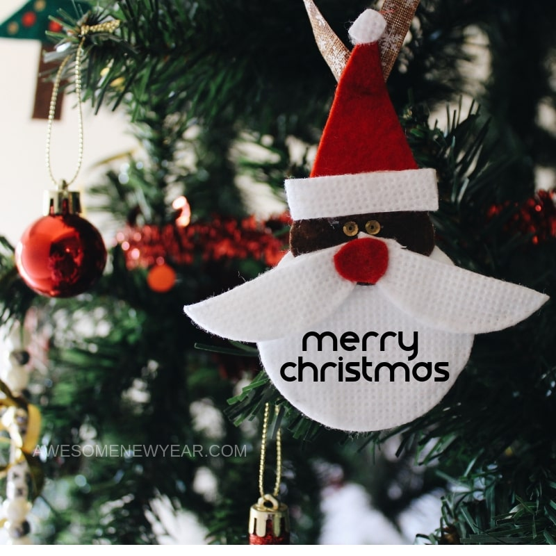 50+ Unique Merry Christmas images 2018 for Free Download