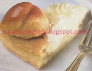 Foto Resep Kue Sus Basah Saint-Honore