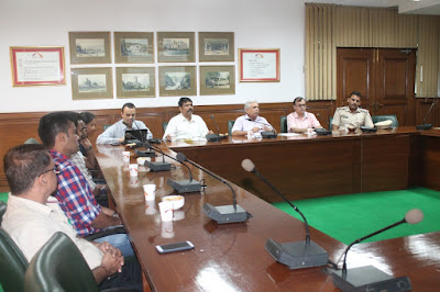 Anti-Ragging Committee meeting