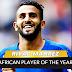 Mahrez é eleito o melhor jogador africano de 2016