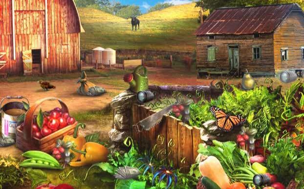 Hidden4Fun The Friendly Farm