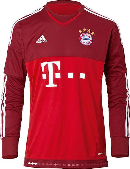 Bayern München 15 16 Auswärtstrikot Veröffentlicht Nur Fussball